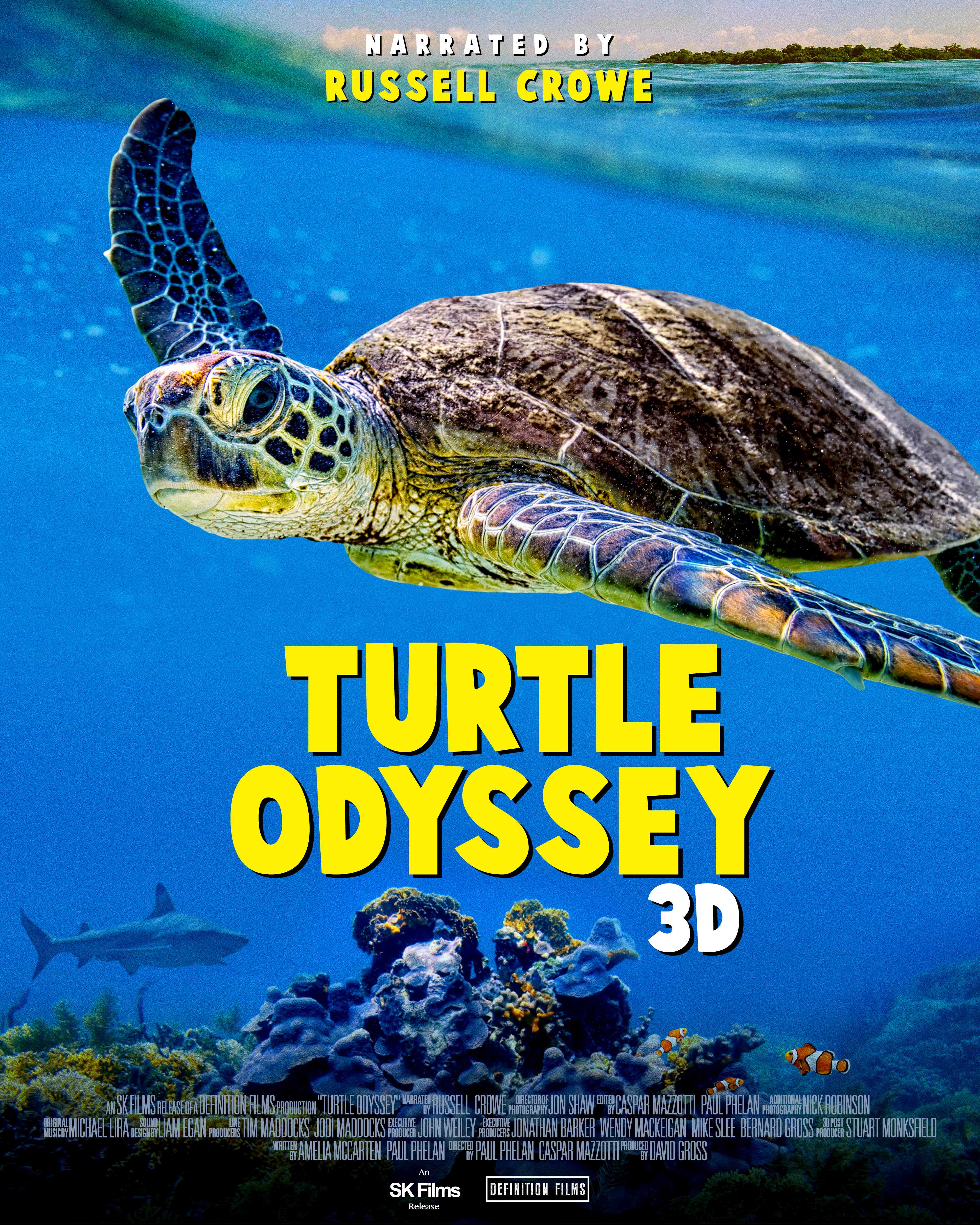 Turtle Odyssey | About the Film